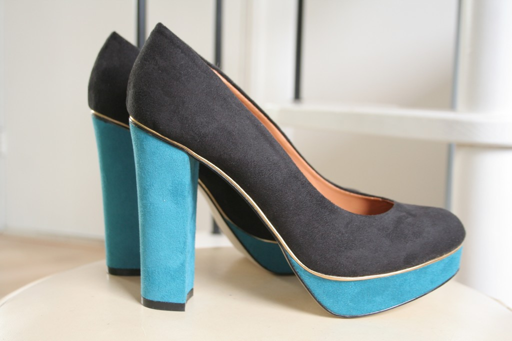 Van Haren pumps