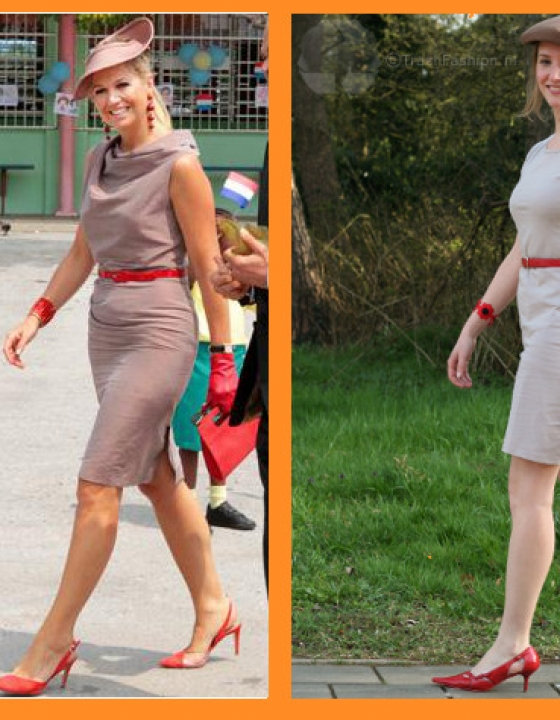 The Look For Less: Koningin Máxima #1