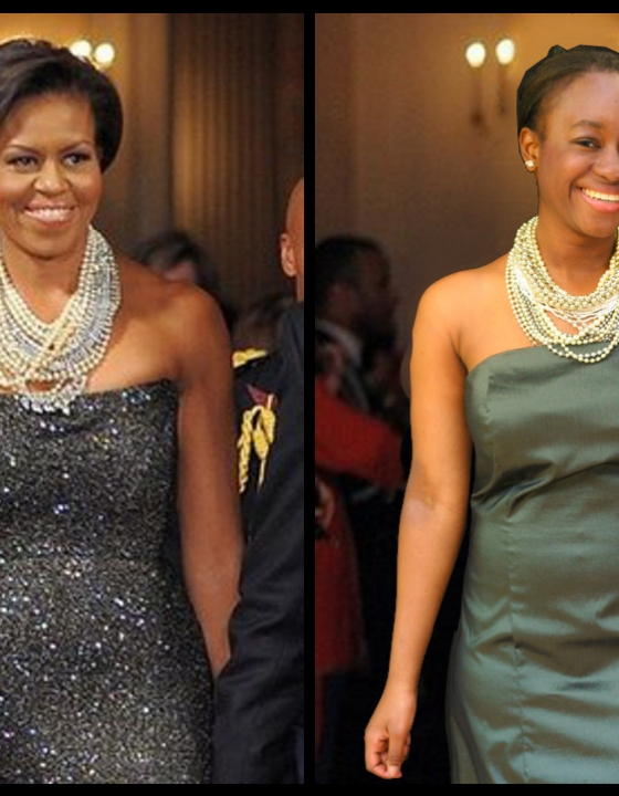 The Look For Less: Michelle Obama #1