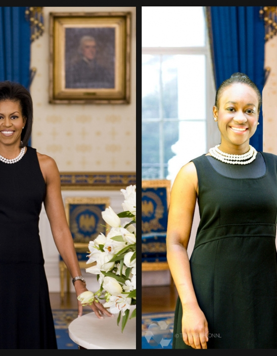The Look For Less: Michelle Obama #2