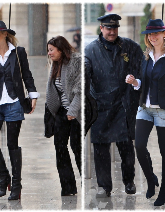 The Look For Less: Kate Moss #1