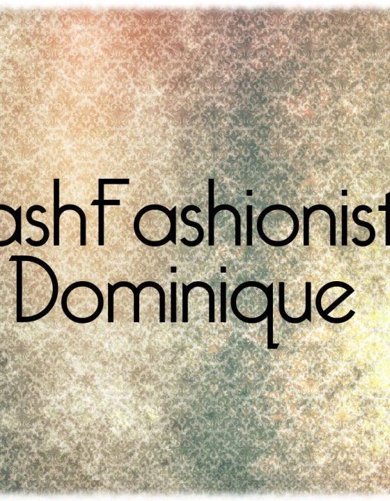 TrashFashionista Dominique