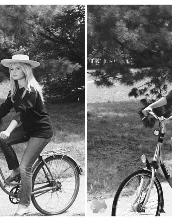 The Look For Less: Brigitte Bardot