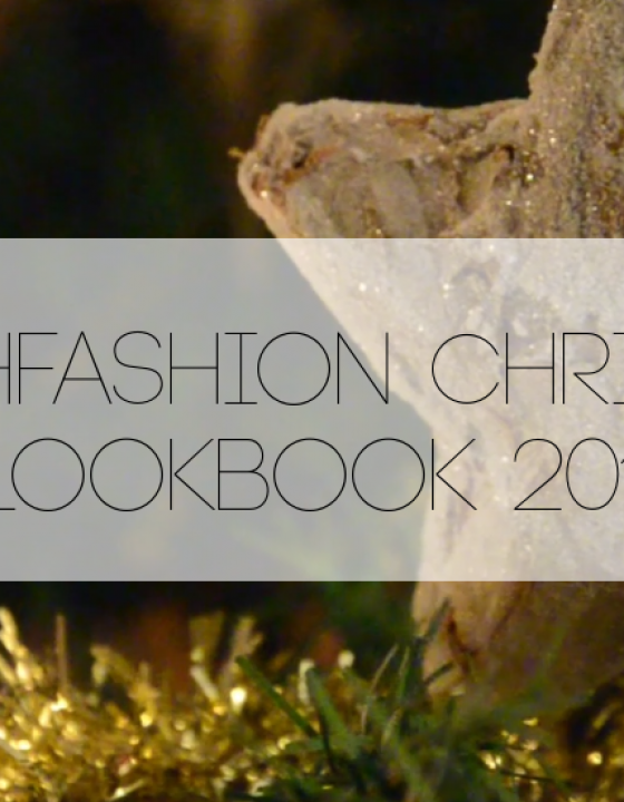 TrashFashion Christmas Lookbook 2016