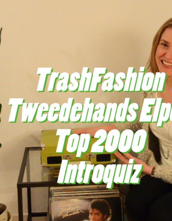 TrashFashion a gogo: Top 2000 Tweedehands Elpee Introquiz 2016