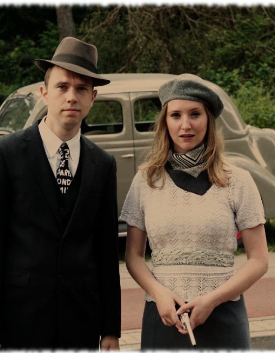 The Look For Less: Bonnie & Clyde