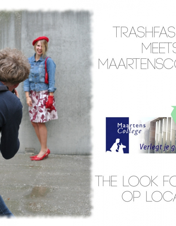 The Look For Less: Op locatie!