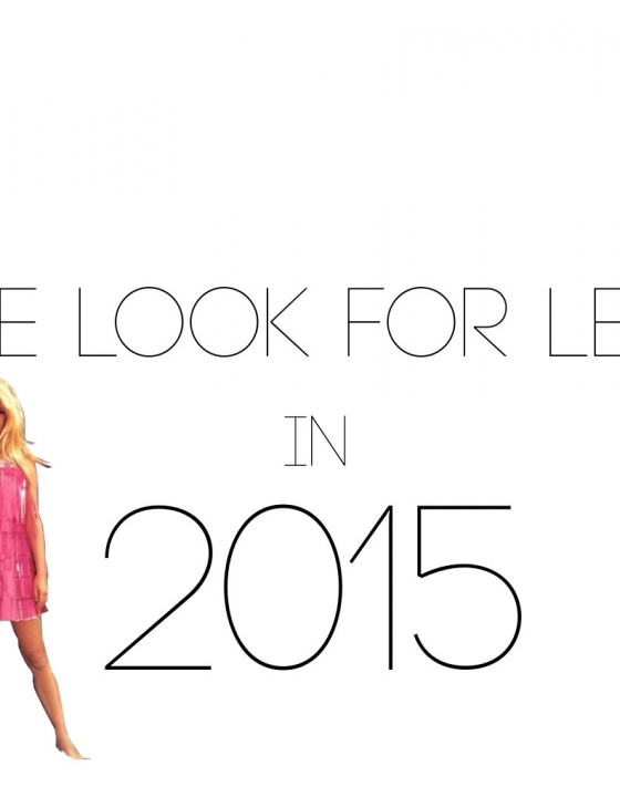 The Look For Less in 2015