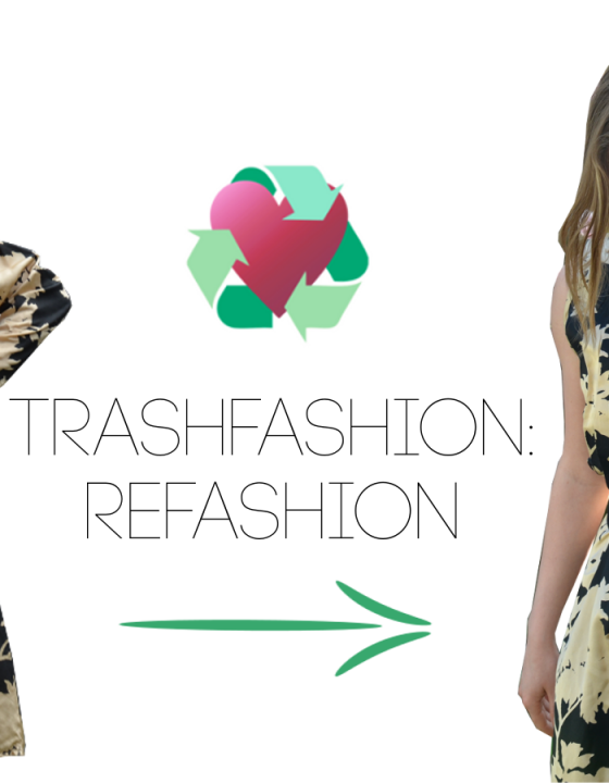 ReFashion #3: de tuttige jurk