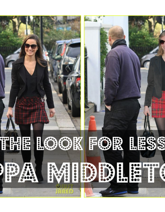The Look For Less: Pippa Middleton – deel 2
